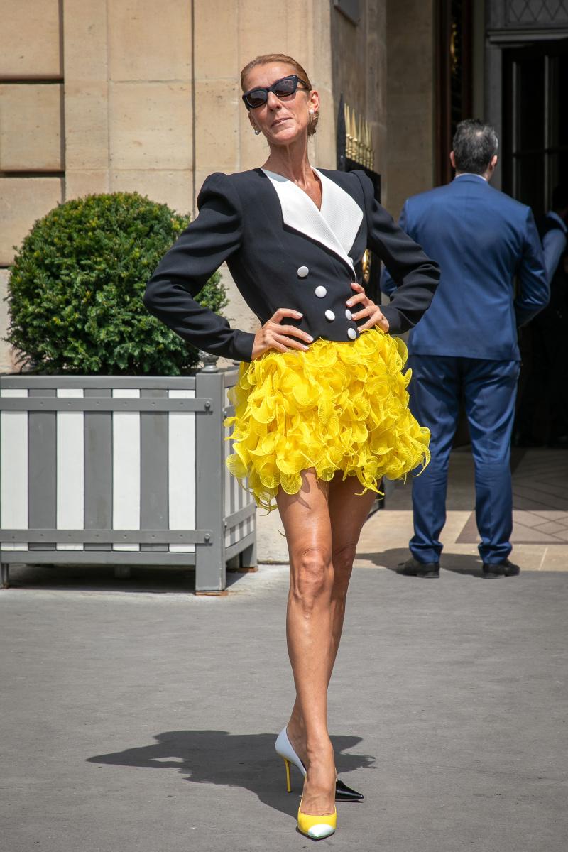 Celine Dion Paris June 30