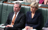 christopher pyne julie bishop jobs