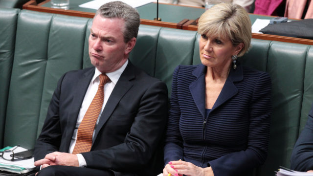 More questions loom for Julie Bishop and Christopher Pyne in probe into jobs for ex-MPs