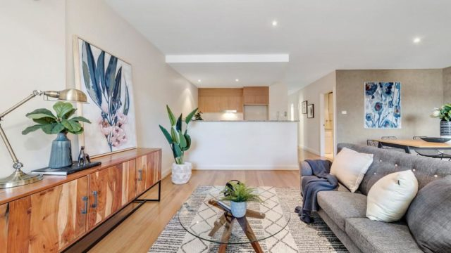 Apartment shift sees Aussie homes shrink to smallest in 17 years