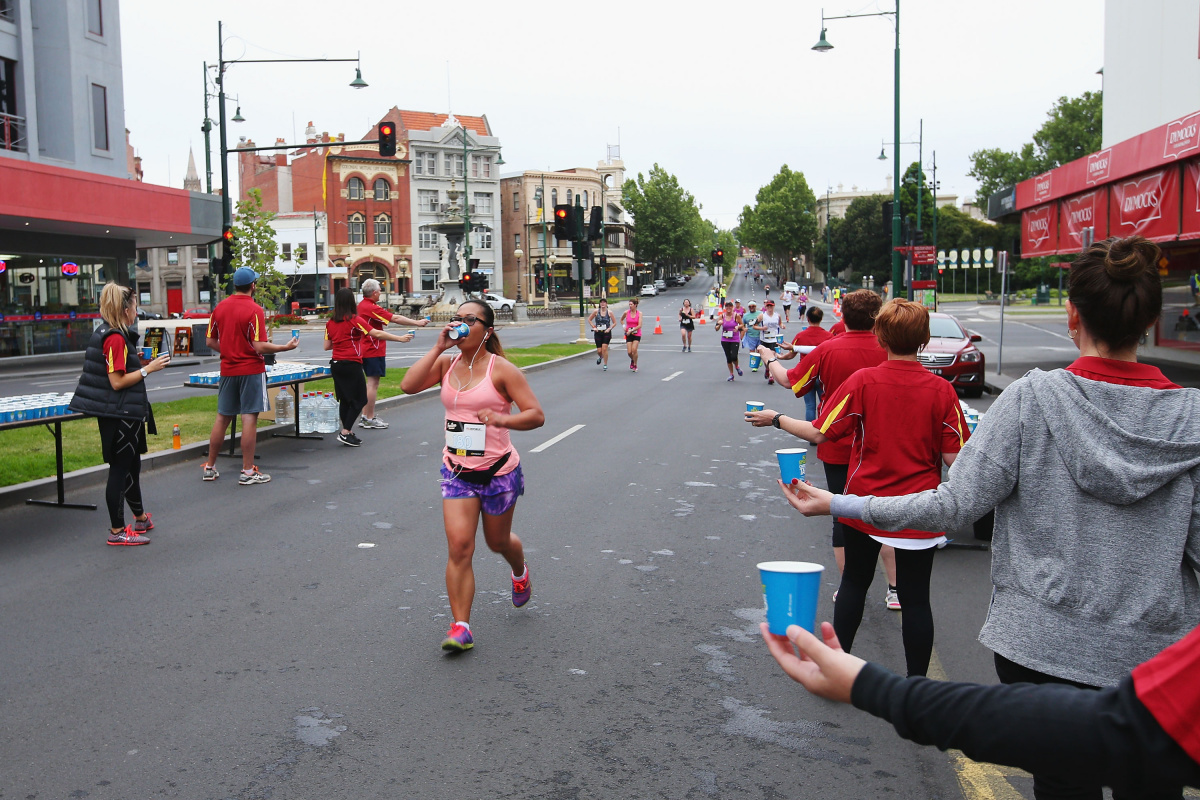 Bendigo Bank Fun Run