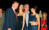 Donald Trump Ghislaine Maxwell Jeffrey Epstein