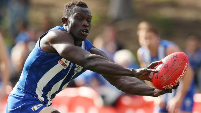 The AFL big sticks: Majak Daw's return cause for celebration