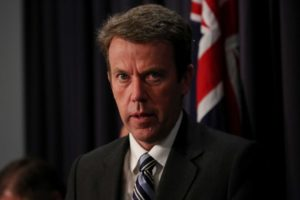 Education Minister Dan Tehan is standing by the tests.