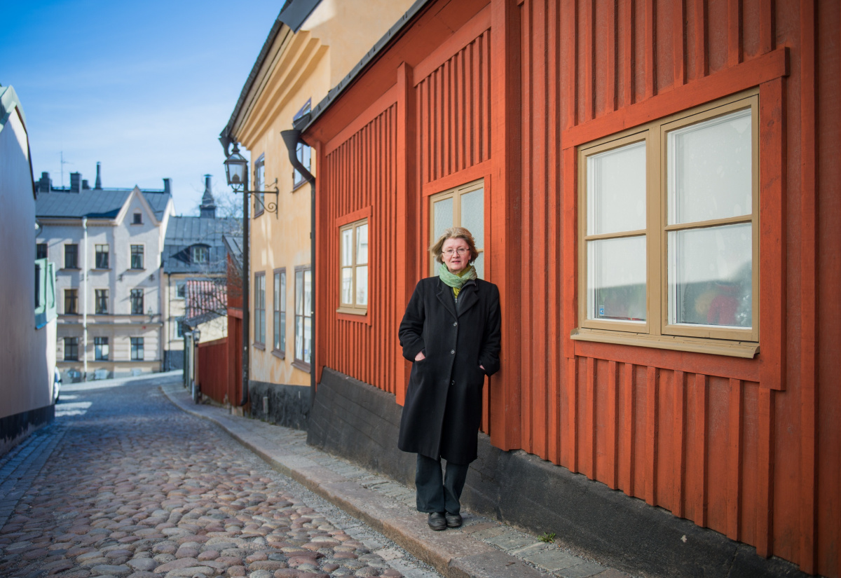 Eva Gabrielsson March 2015