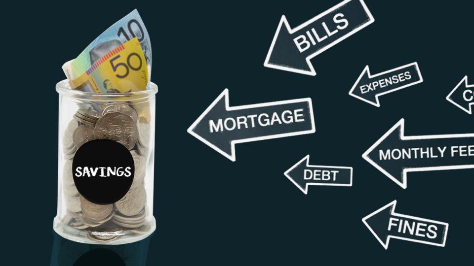 australians don't have enough savings buffer