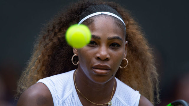 Serena Williams, your Harper's Bazaar stunt is a double fault