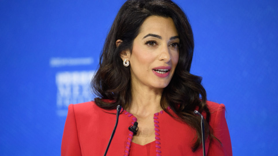 Amal Clooney has warned that Australian police raids on journalists could be used by oppressive leaders to crack down.