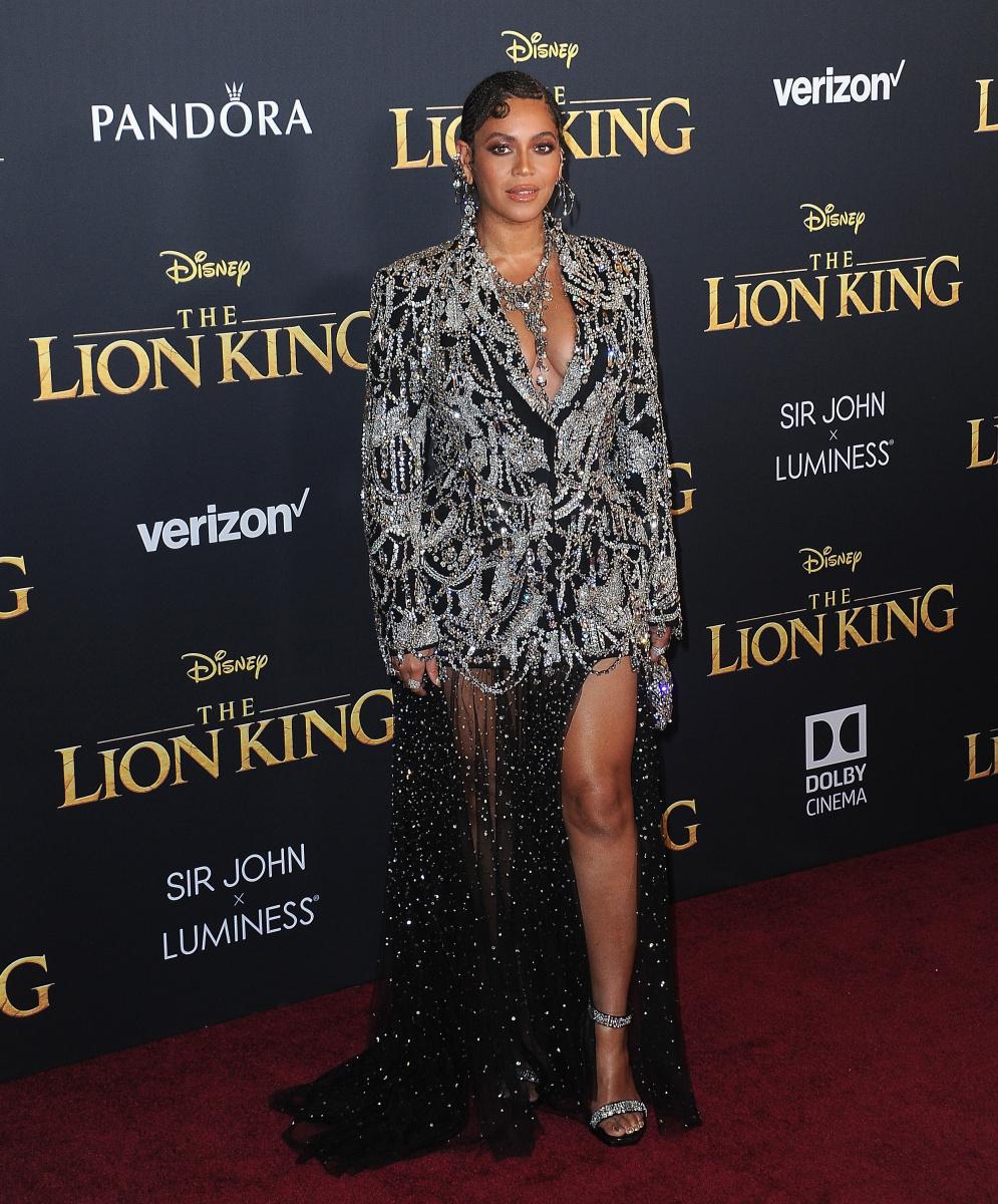 Beyonce LA July 9