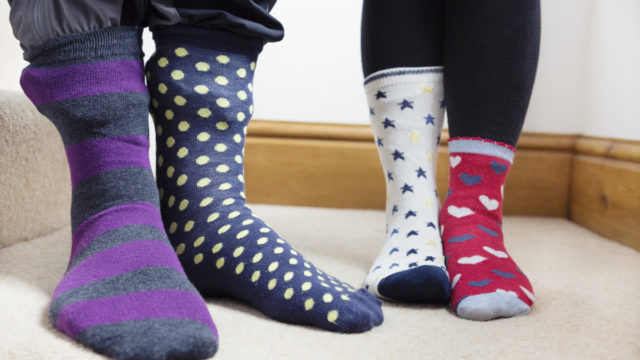 The sock hack that's taking the internet by storm