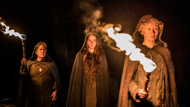 Lambs of God star Essie Davis' makeunder for the gothic series