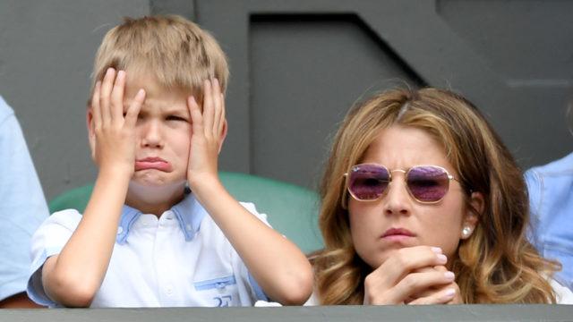 Wimbledon 2019: Mirka Federer and other best celebrity reactions