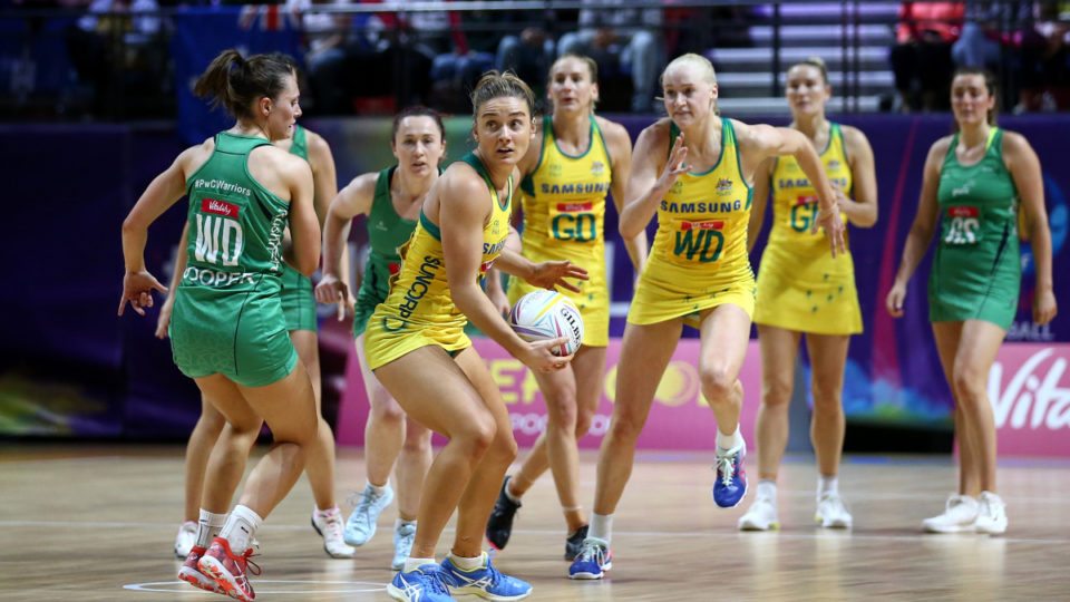 netball world cup - photo #10