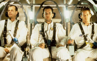 Bill Paxton Tom Hanks Kevin Bacon Apollo 13