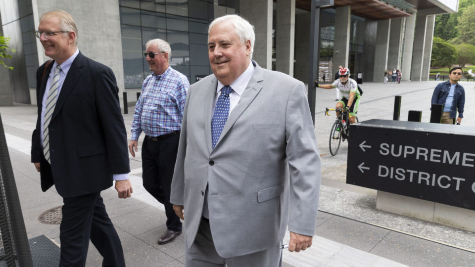 clive palmer liquidation court