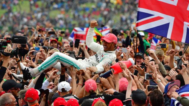 F1: Hamilton wins thrilling British Grand Prix, Ricciardo seventh