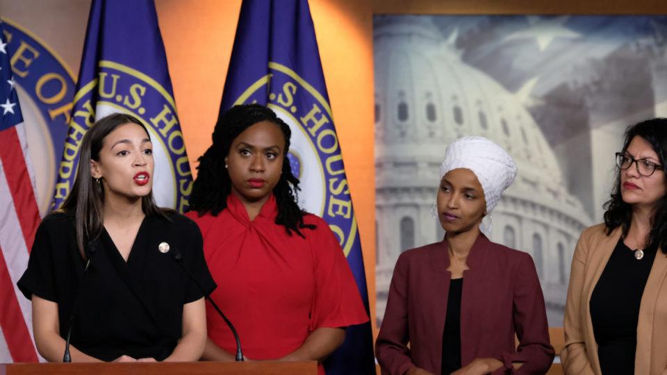trump racist women
