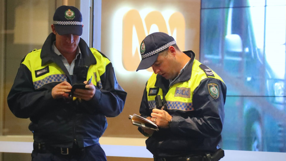 fingerprints journalist