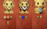Lion King Ooshies