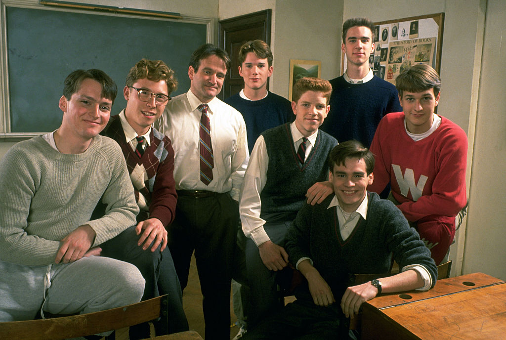 suicide as portrayed in Dead Poets Society