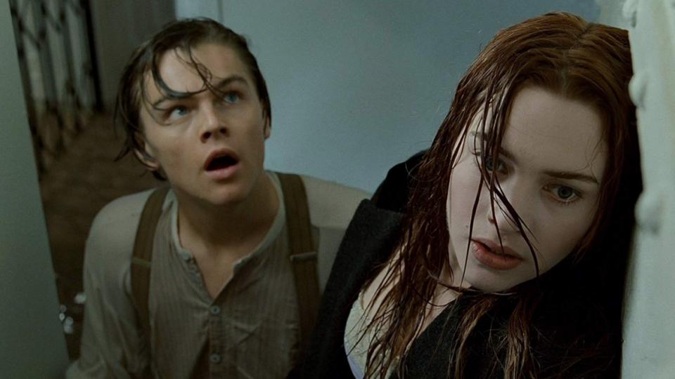 Titanic door Jack question finally put to Leonardo DiCaprio