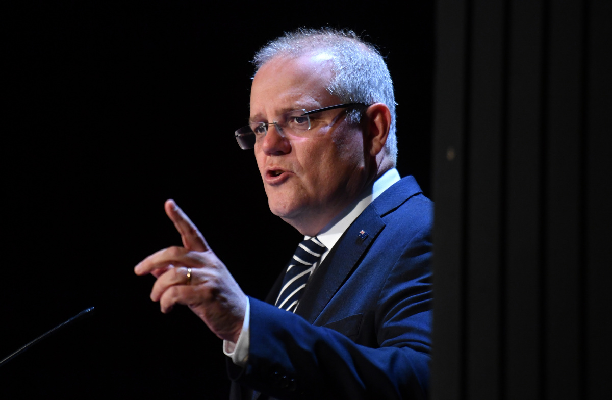 scott morrison newstart
