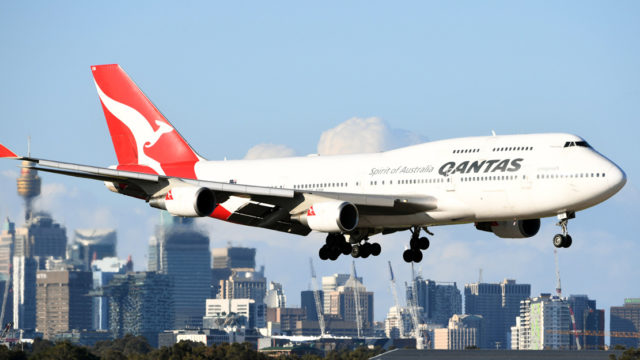 Qantas pilots monitored by cutting edge technology on 19-hour flight