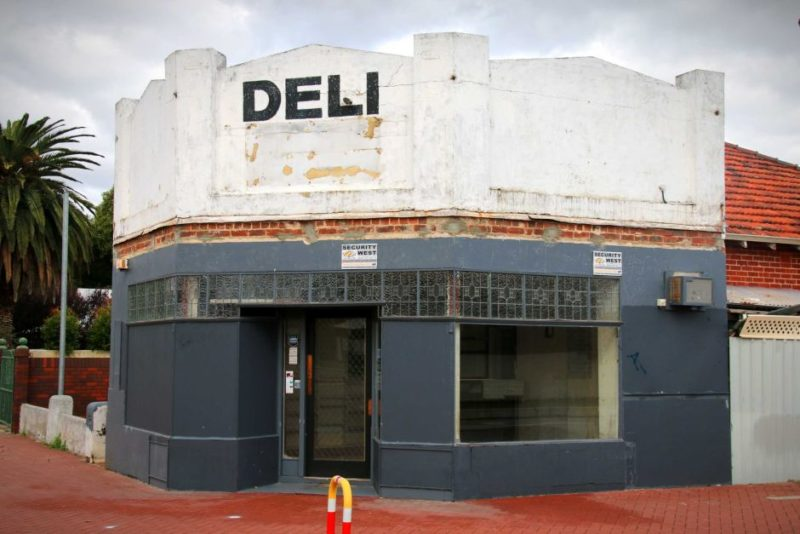 An old deli in Inglewood.