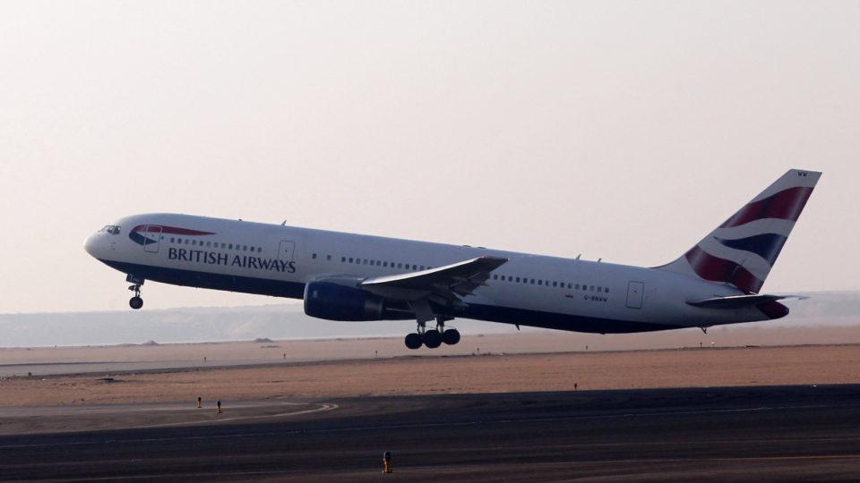 Heightened risk': British Airways suspends flights to Cairo