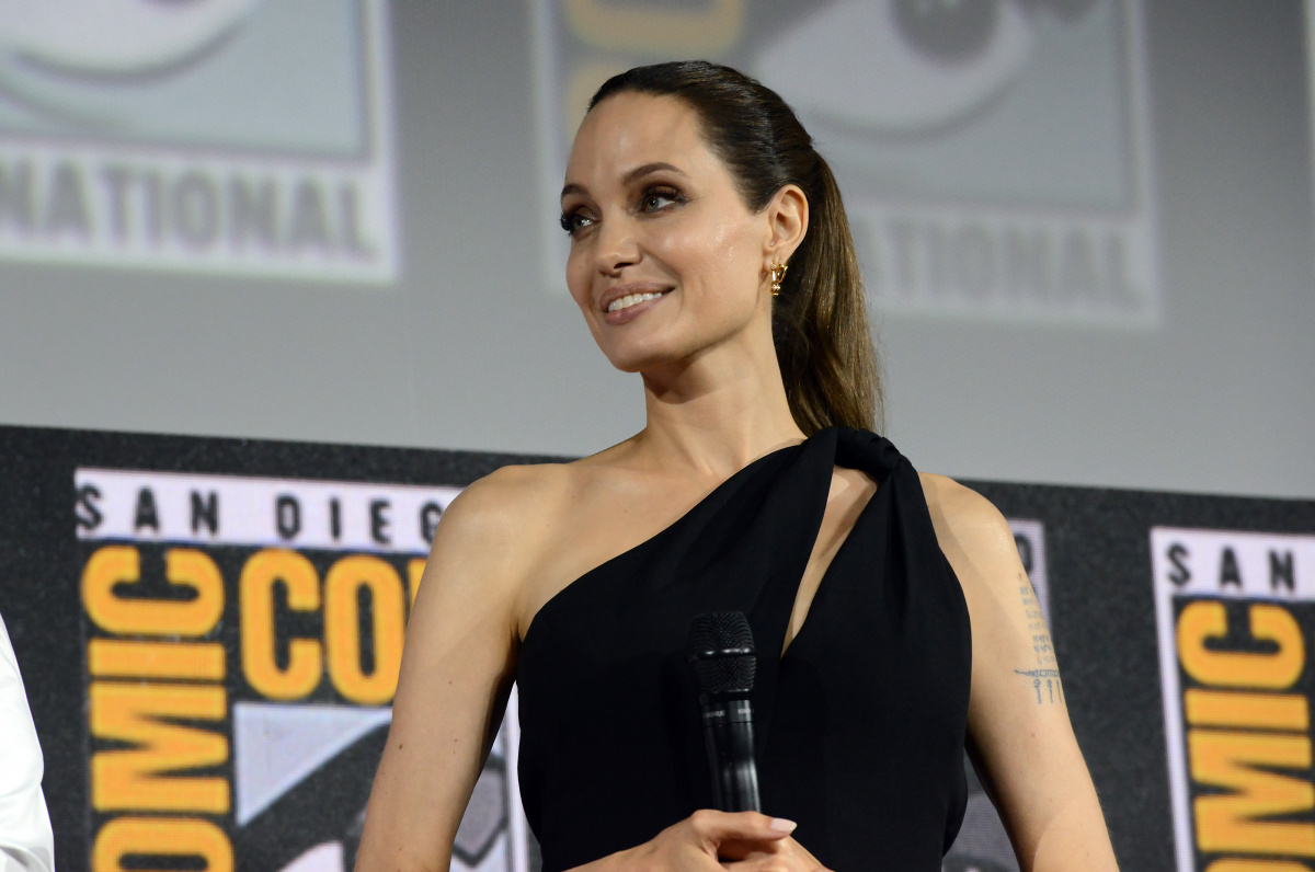 Angelina Jolie Comic-Con