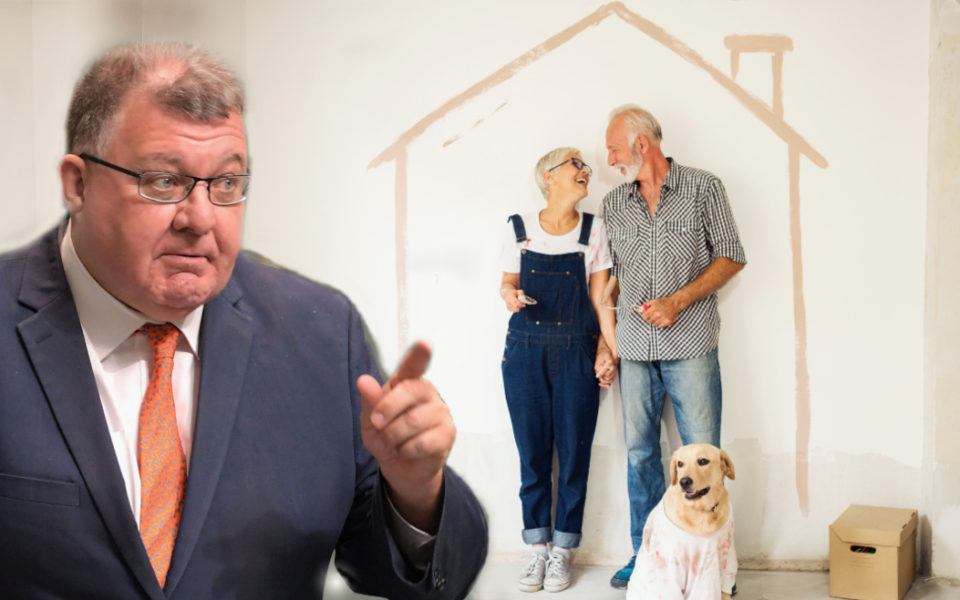 Super shake-up: Liberal MP Craig Kelly wants family home included in pension asset test | The New Daily