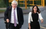 Boris Johnson Marina Wheeler