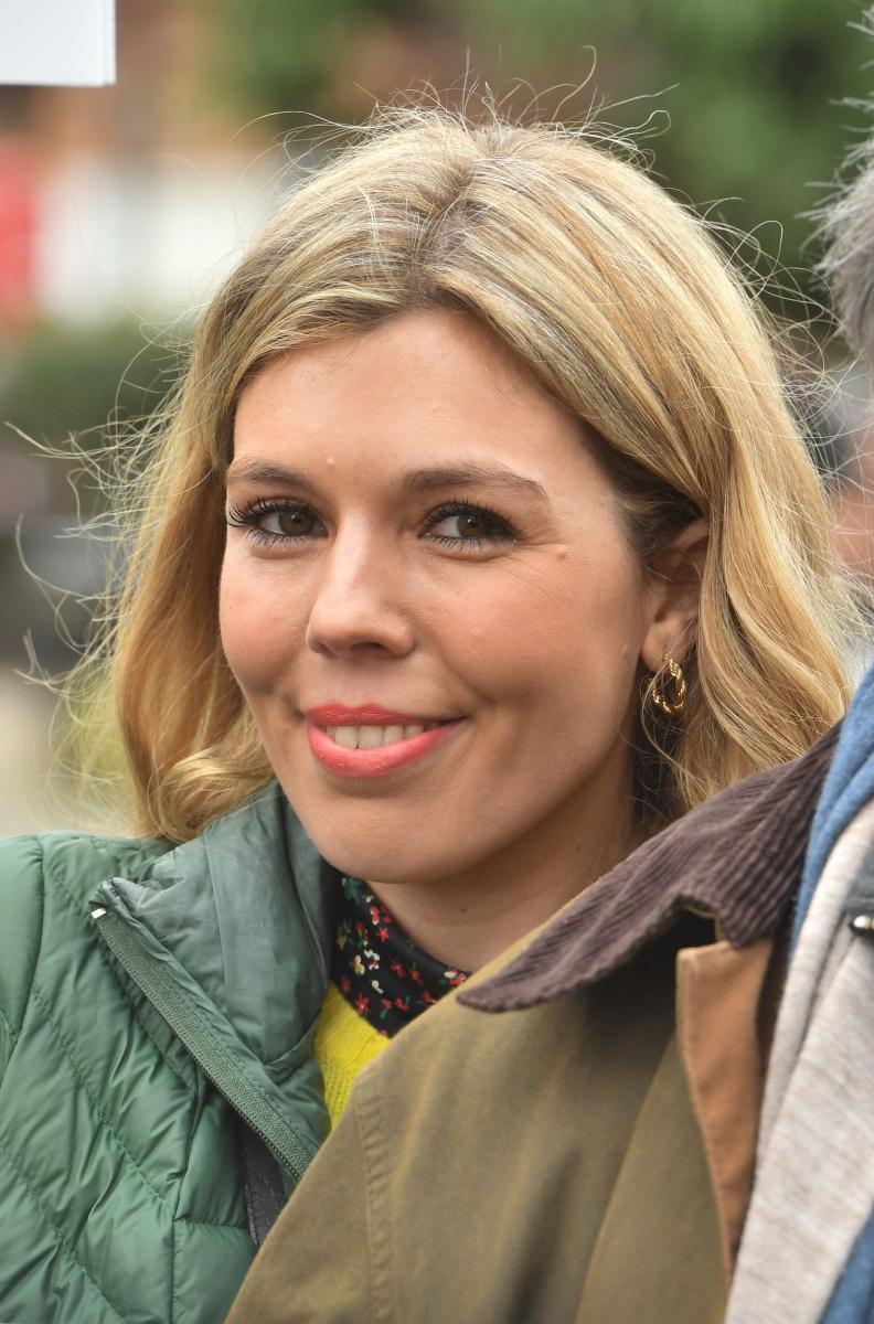 Carrie Symonds