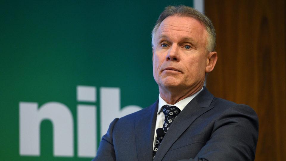Mark Fitzgibbon, CEO of NIB.