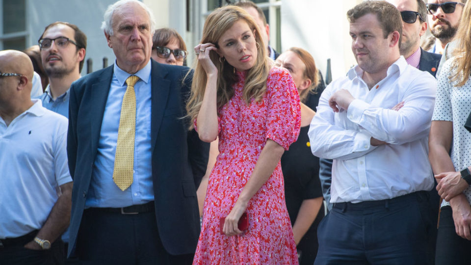 Carrie Symonds Uk S First Girlfriend As Boris Johnson Becomes Pm
