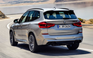 BMW X3M