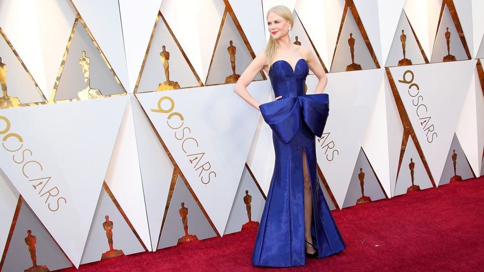 Nicole Kidman 2018 Academy Awards