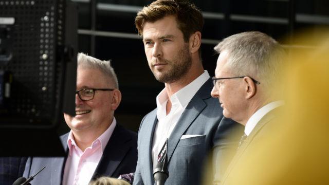 Next instalment in Thor's story to filmed in Australia