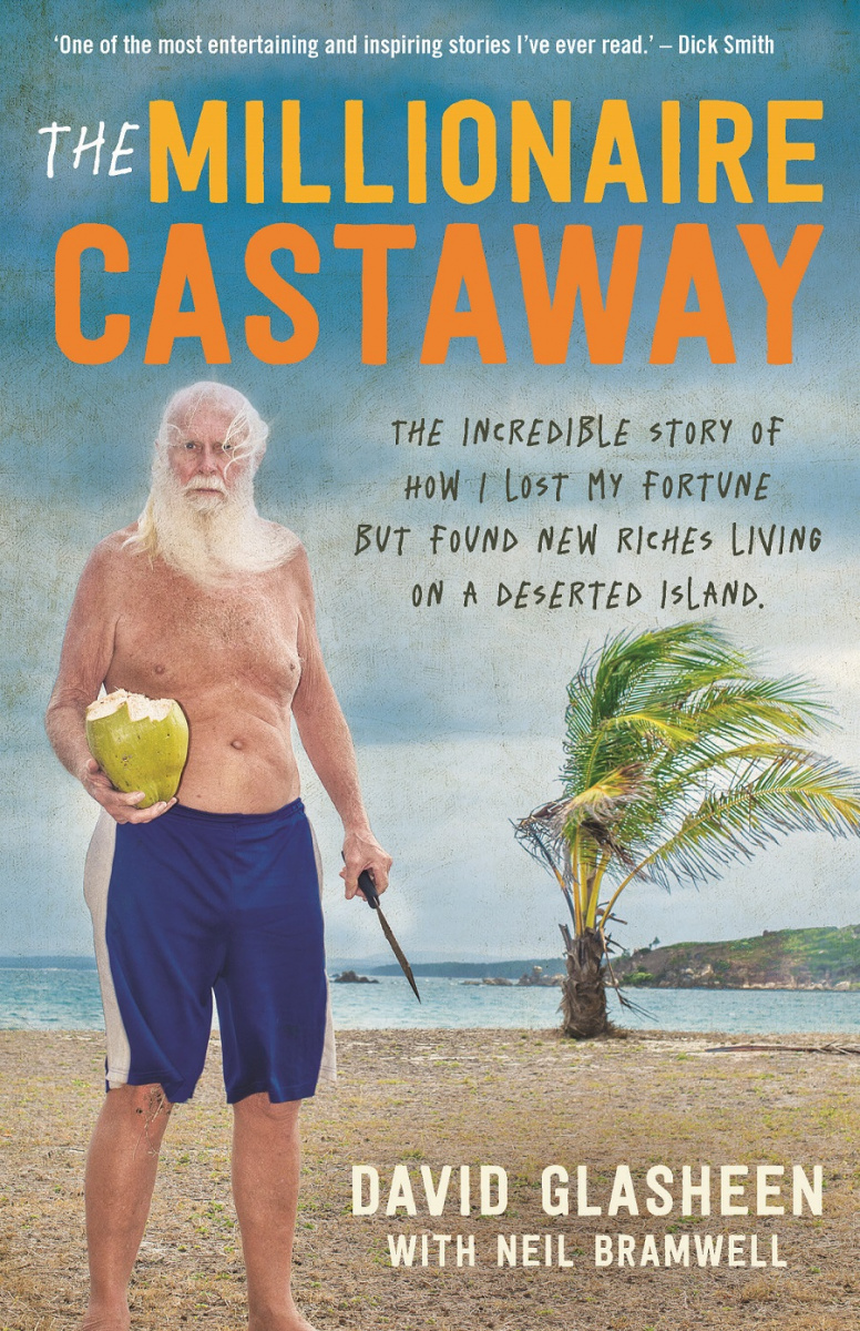 The Millionaire Castaway book cover