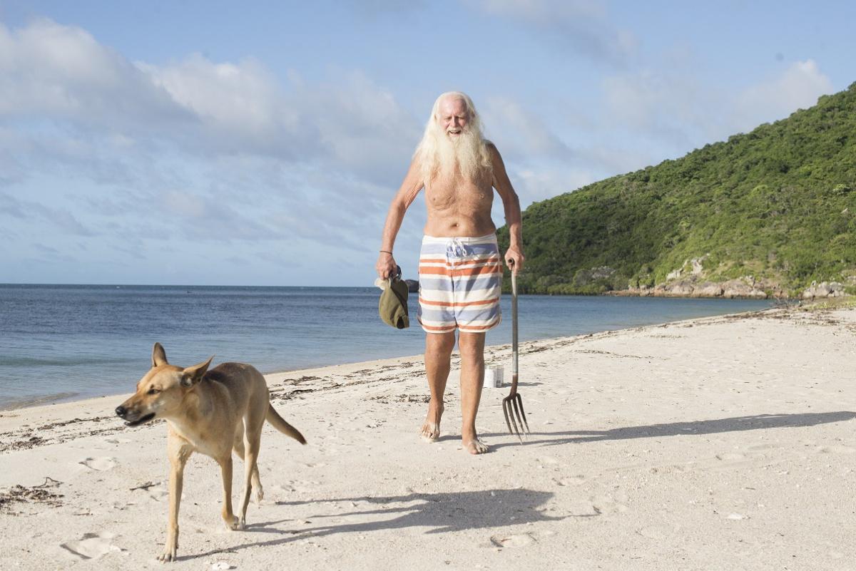 David Glasheen Restoration Island