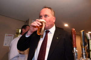 Mr Joyce said he ate his own sheep and rarely dinned out.