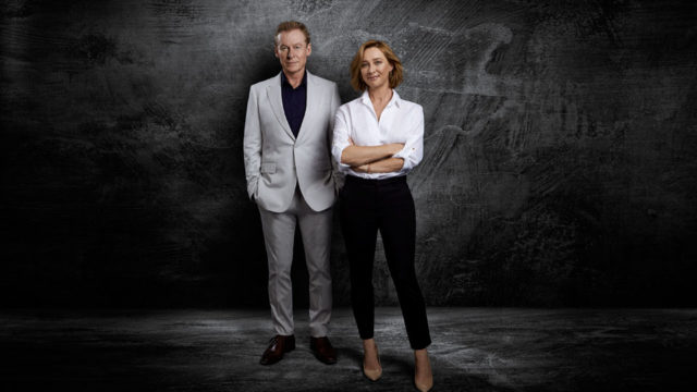 Richard Roxburgh: What he teaches his kids and what The Hunting taught him