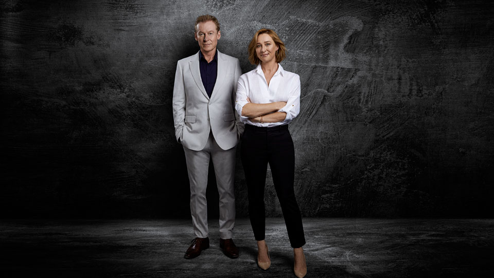 Richard Roxburgh Asher Keddie The Hunting