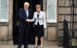 boris johnson boo scotland