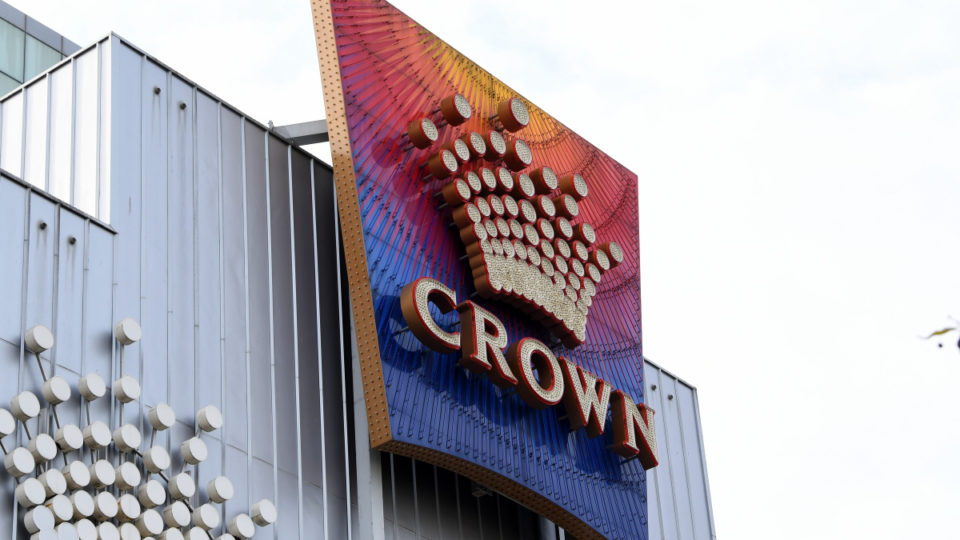crown casino visa deal