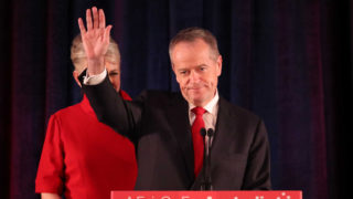 bill shorten labor loss