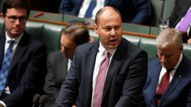 Josh Frydenberg reveals his economic masterplan: rising property prices
