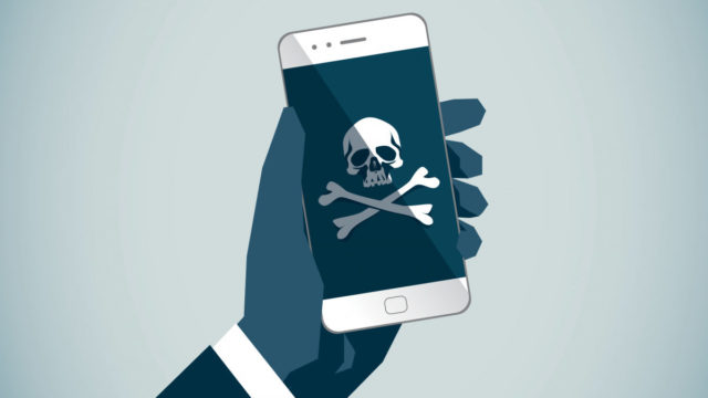 Mobile phone users are falling victim to sophisticated scams.