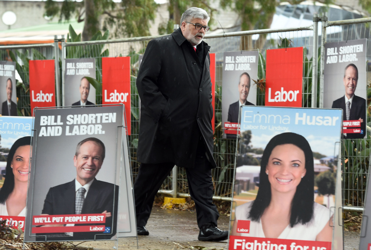 Some of the voters backed the liberals at a personal cost, said Carr. Photo: Getty