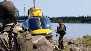 canada manhunt dead end